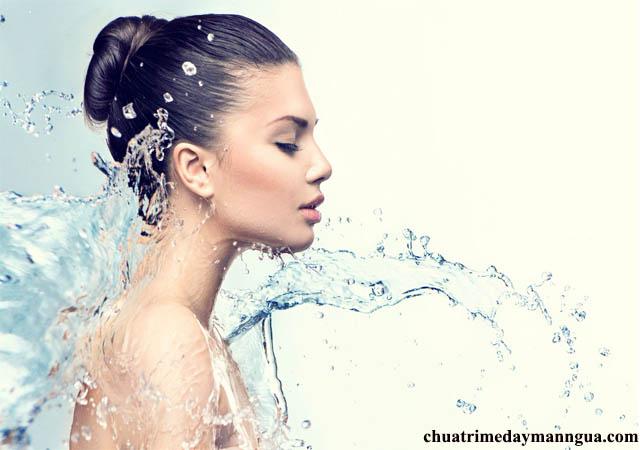 Phòng ngừa mề đay mãn tính bằng cách vệ sinh da