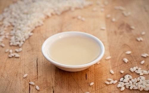 Cách trị dị ứng da bằng giấm gạo