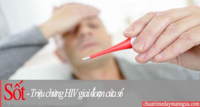 Sốt do nhiễm HIV