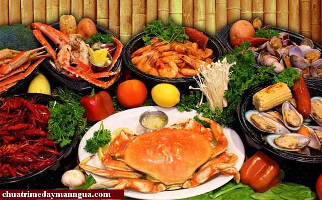 Một số thực phẩm người bệnh dị ứng da mặt nên kiêng