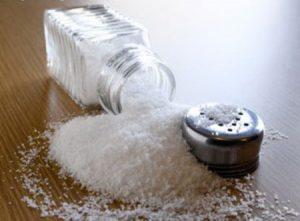 Bị dị ứng bột ngọt