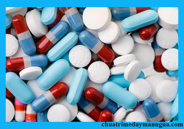 Thuốc chữa bệnh dị ứng cơ địa