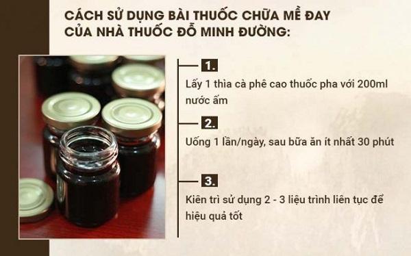 Trị mề đay mẩn ngứa nhà thuốc Đỗ Minh Đường