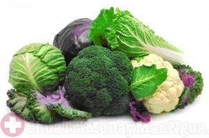 Người mắc bệnh chàm nên bổ sung đầy đủ chất dinh dưỡng