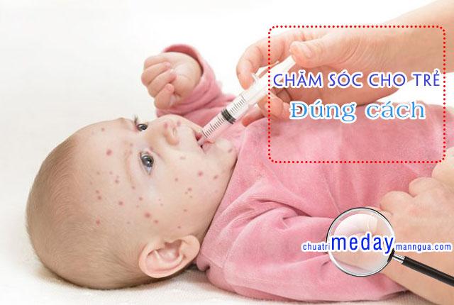 tham khảo cách chăm sóc trẻ