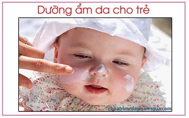 trẻ em bị ngứa về đêm