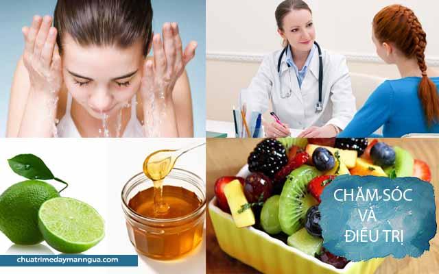 Cách chăm sóc và điều trị dị ứng mỹ phẩm