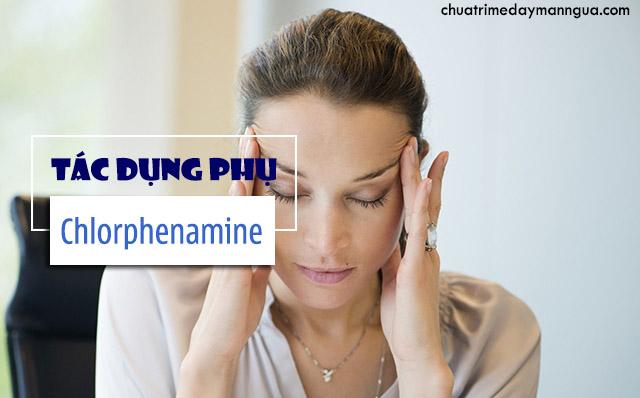 những điều cần biết về thuốc Chlorphenamine